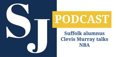 Suffolk alumnus Clevis Murray talks NBA