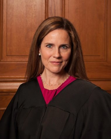 U.S. Supreme Court Nominee Amy Coney Barrett