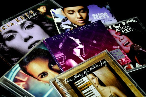 Alicia Keys released her seventh studio album,