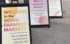 The SoWa Open Market in the South End is open until Oct. 25.