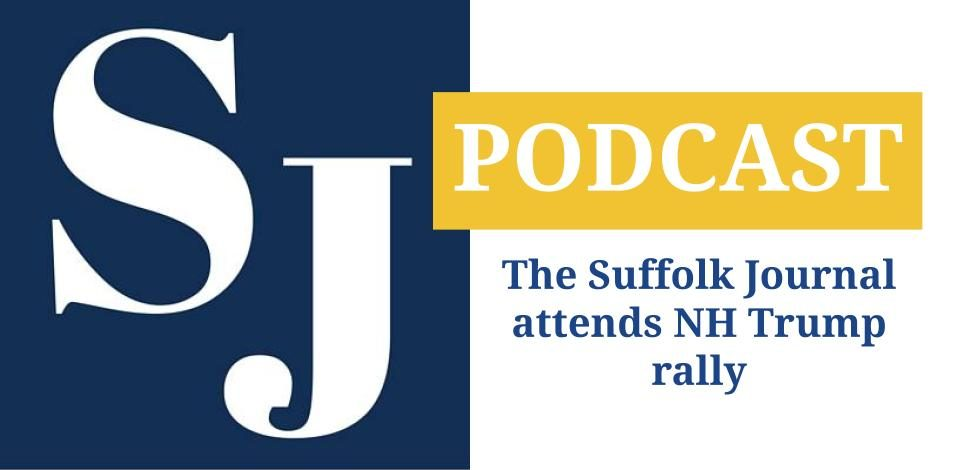 The Suffolk Journal attends NH Trump rally