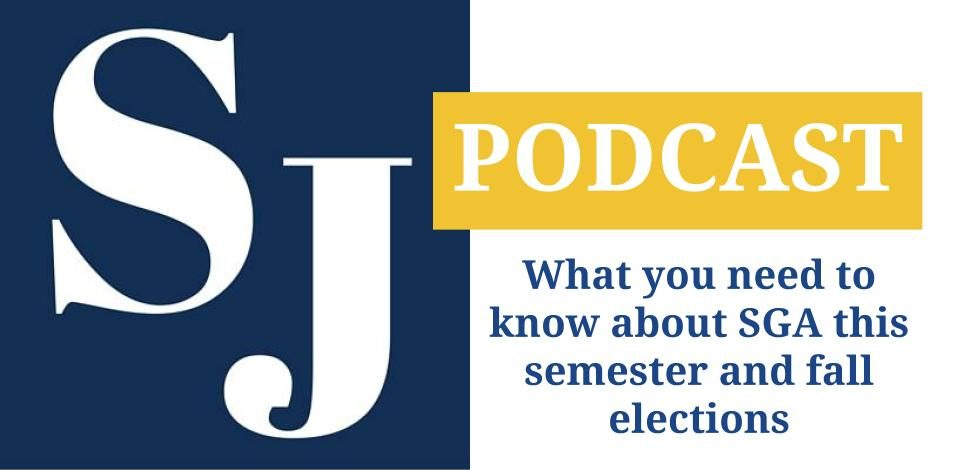 What you need to know about SGA this semester and fall elections