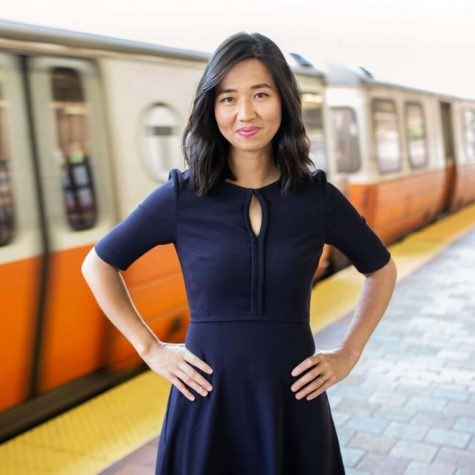 Boston City Councilor Michelle Wu. Wu announced Tuesday that she will challenge current Boston Mayor Martin J. Walsh for his seat in 2021