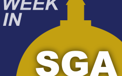 SGA discusses the right to keep video off without penalty during online classes