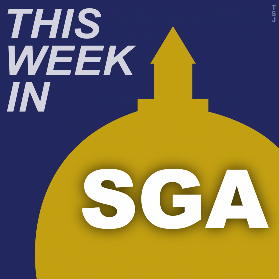 SGA members condemn hate crimes, discuss SJRB bylaws
