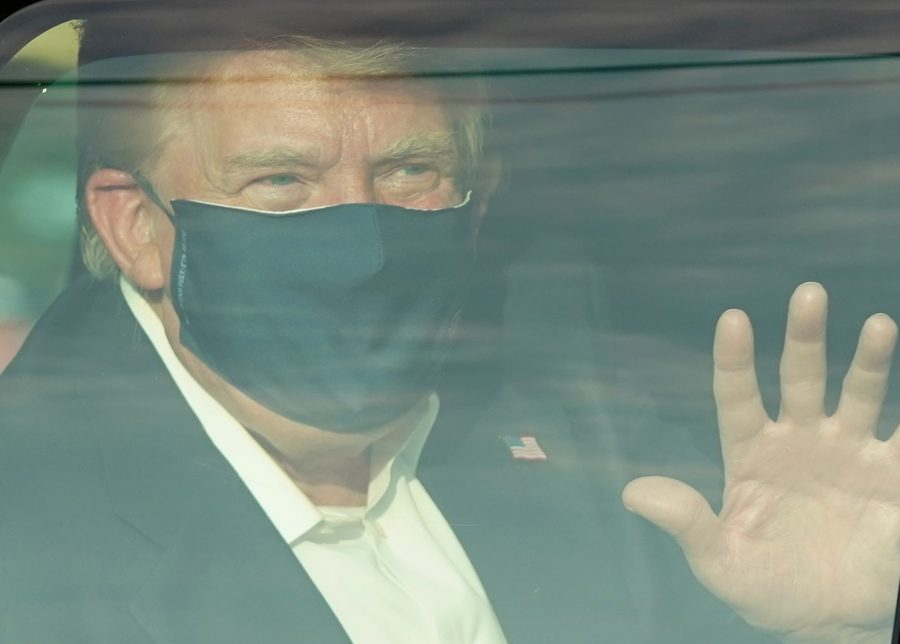 Opinion: President Trump proves to be inconsiderate while recovering from COVID-19