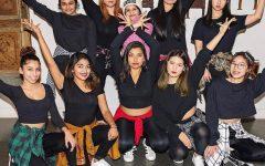 The Fusion Dhamaka dance team