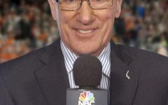 Legendary NHL Broadcaster Mike