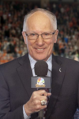 "Legendary NHL Broadcaster Mike ""Doc"" Emrick announced his retirement on October 19th."