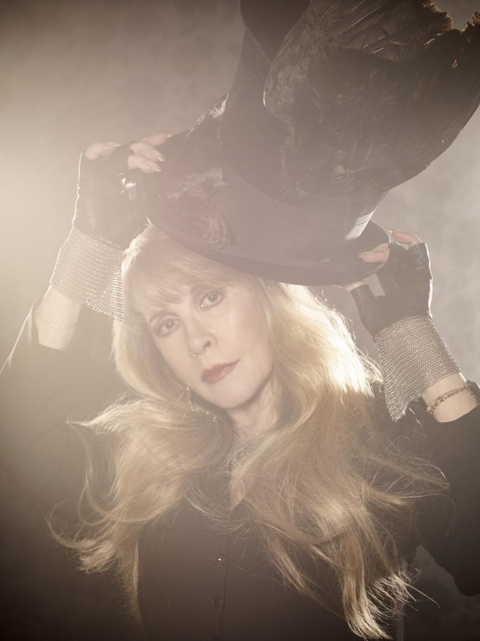 "Stevie Nicks streamed the ""24 Karat Gold The Concert"" in select venues on Oct. 21 and 25."