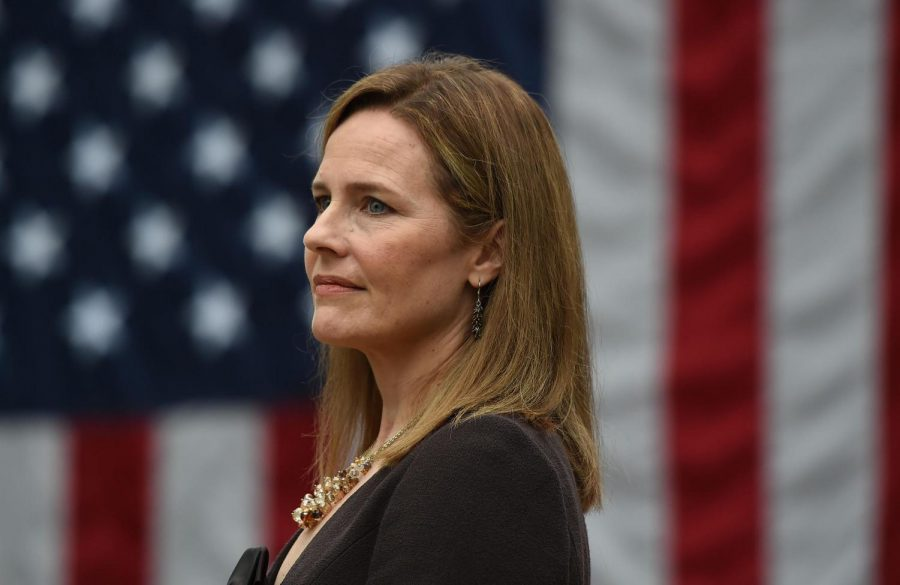 Opinion: Amy Coney Barrett is a disgrace to the Supreme Court