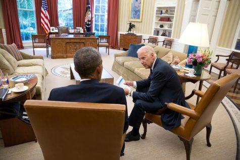 Joe Biden from his days in Barack Obama