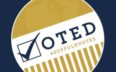 Athletes at Suffolk, in the nation mobilized to get out the vote this election season