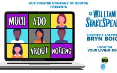 The Hub Theatre Company of Boston returned to the (virtual) stage this fall with Shakespeare's timeless comedy