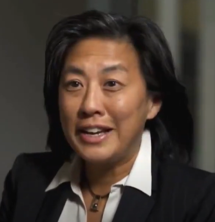 Kim Ng was recently named the General Manager of the Miami Marlins, making her the first woman and Asian American GM in league history