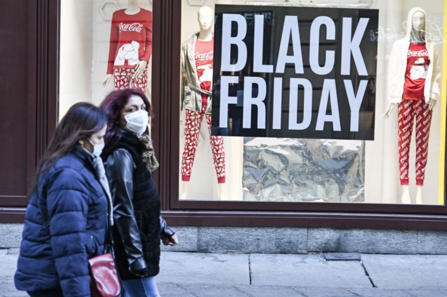 Opinion: Stay home and do your Black Friday shopping online instead