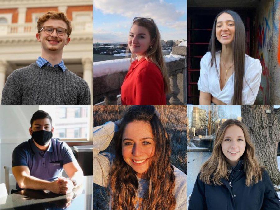 Meet the SGA Executive Board candidates for 2021