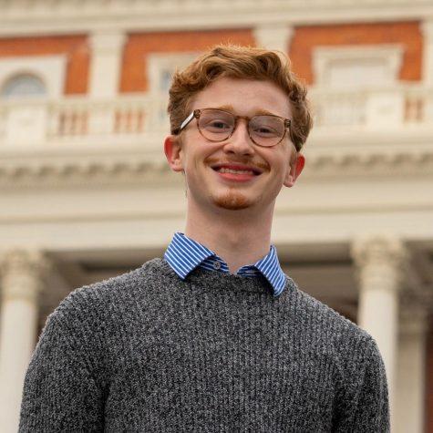 Logan Casey: running on transparency