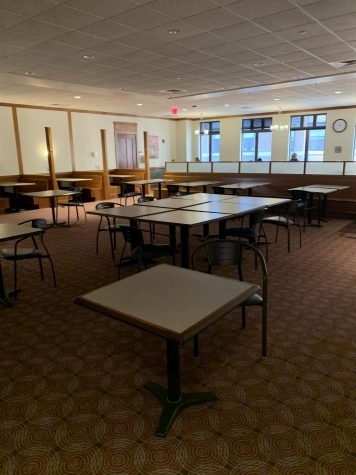 Opinion: I do not feel safe in Suffolk's cafeterias