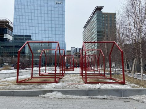 Mi Casa, Your Casa is on Seaport Common until Sunday, March 14th of 2021.