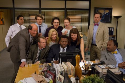 "According to Nielsen Audio ratings, ""The Office"" was streamed for more than 50 billion minutes in 2020."