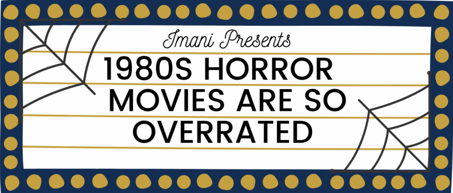 Opinion: 1980s horror movies are losing their shine