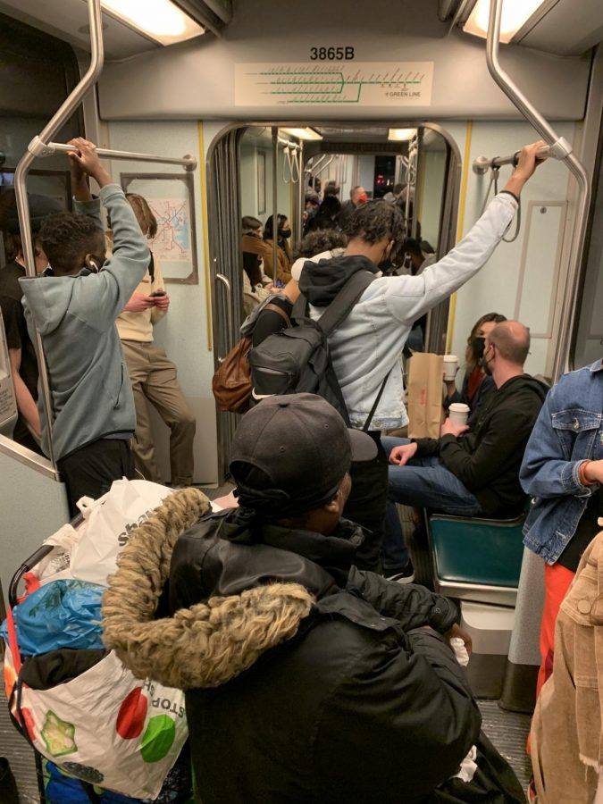 MBTA users feeling effects of service cuts