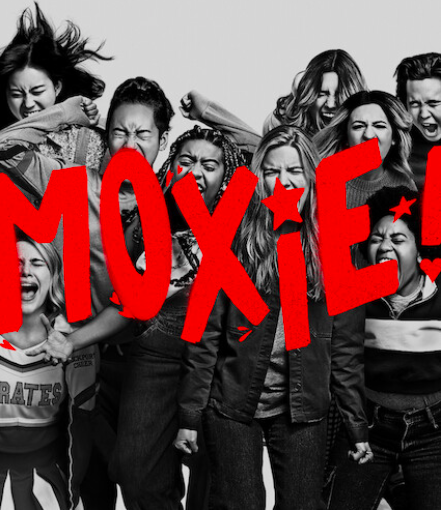 Moxie was released on Netflix on March 3.