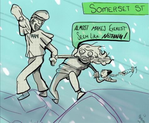 Somerset Mountain