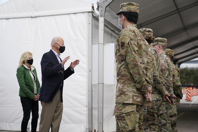 President Biden authorizes airstrikes on Syria during Syrian Civil War.