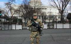 Suffolk student reflects on guarding Capitol during inauguration