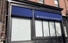 Suffolk's new space at 22 Beacon St.
