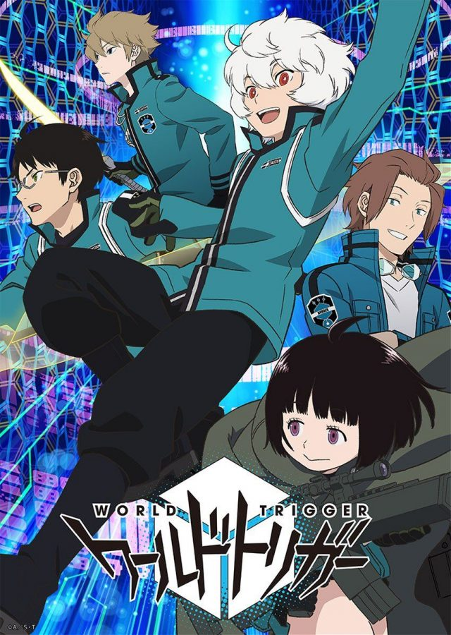 World Trigger will return with a third season in the fall.