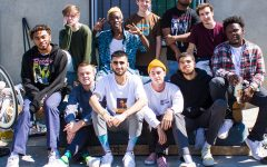 The 13-member Brockhampton collective released their new album