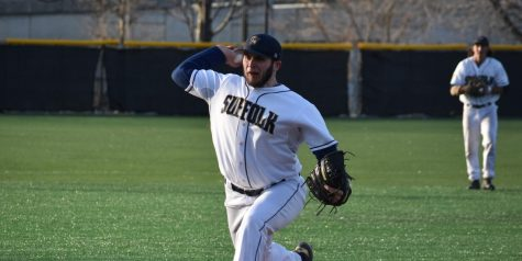 Baseball sweeps afternoon doubleheader with Endicott