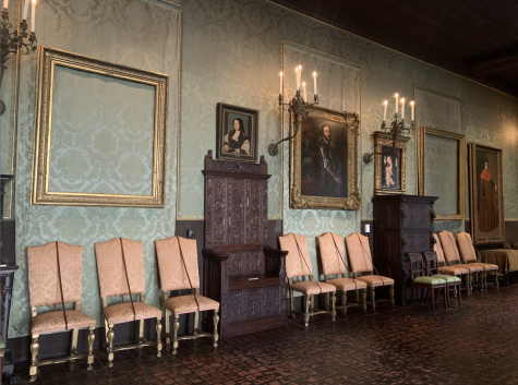 Frames still hang empty 30 years after thieves stole paintings from the Isabella Stewart Gardner Museum.