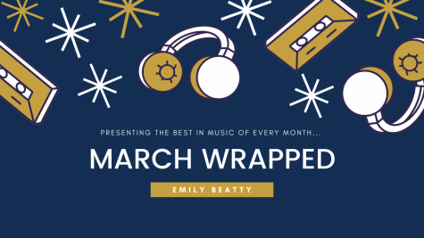 March wrapped: The best new releases of March 2021