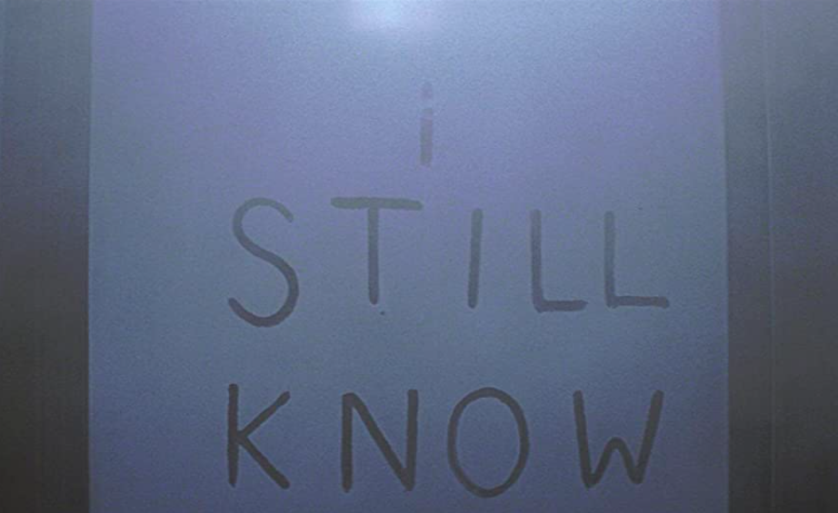 The 1997 teen slasher film I Know What You Did Last Summer is still spoofed today for its title.
