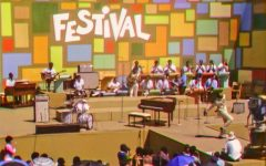 Tony Lawrence hosts the Harlem Cultural Festival in 1969, featured in Questloves documentary Summer of Soul.