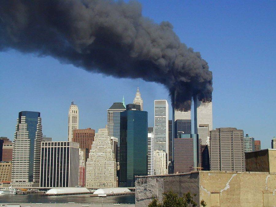 The+World+Trade+Center+on+September+11%2C+2001.+