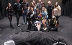 Erin Fields senior capstone project Dawn of Blackfish was shown at Suffolks Sullivan Studio Theatre on Oct. 8.