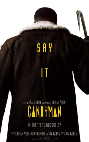 Dont say Candyman more than five times because he is back in Nia DaCostas Candyman, the sequel to the 1992 film of the same name.