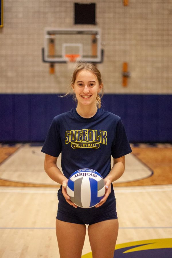 Mckenna Keowen took home the Commonwealth Coast Conference (CCC)'s player of the week award alongside the rookie of the week award earlier in the month and reclaimed the title of rookie of the week for a second time last week